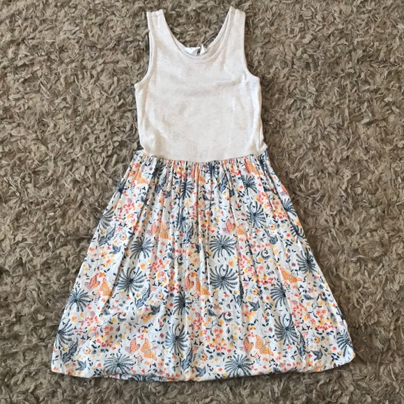 Gap kids size 6/7 tank dress